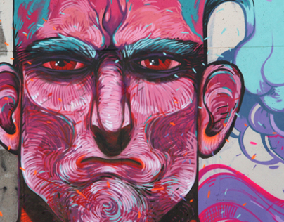 Mural Compilation by Aleix Gordo Hostau