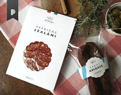 Gyulai Meat Packaging