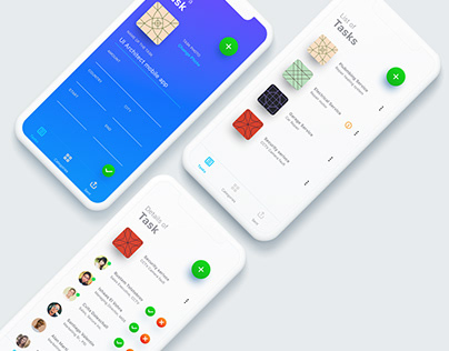 Task Project iOS