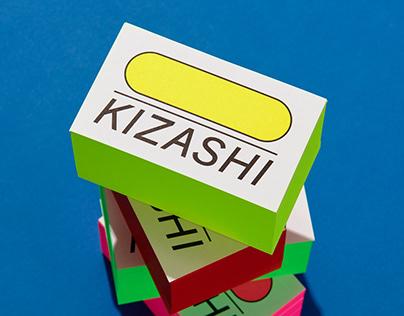 KIZASHI Logo&Stationery