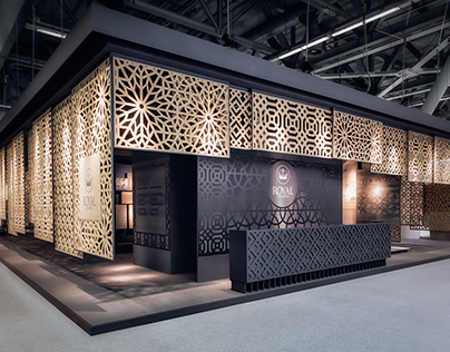The Lobby | RC pavilion at Cersaie 2015