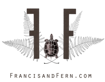 FRANCIS&FERN WEBSITE