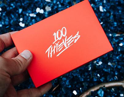 100 Thieves x Cash App