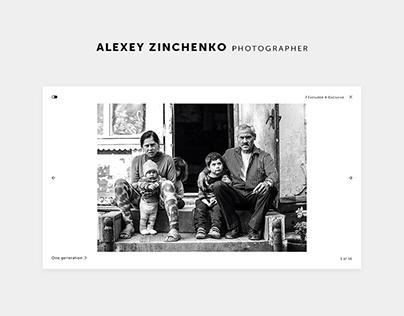 Alexey Zinchenko photographer