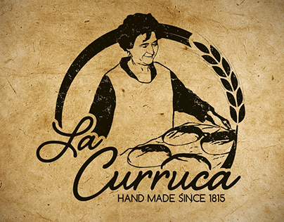 La Curruca - Logo Design
