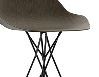 """Harmony Stool"" / Poliform"