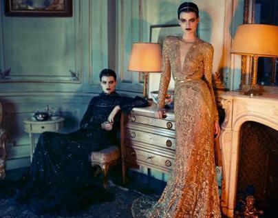 Haute Couture for Icon Magazine