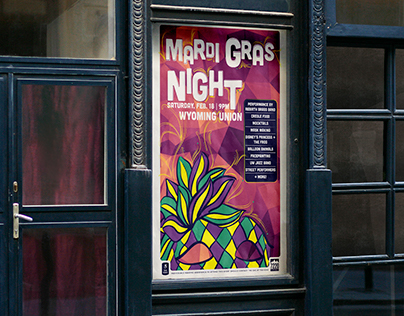 Mardi Gras Night