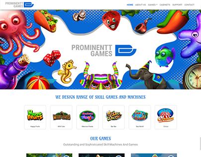Prominentt Games - Skill Games & Machines