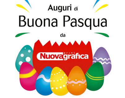 Happy Easter by Nuovagrafica