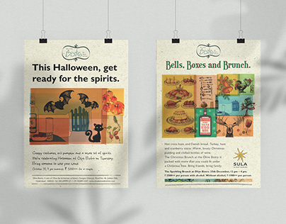 Olive Bistro (Pune and Hyderabad)