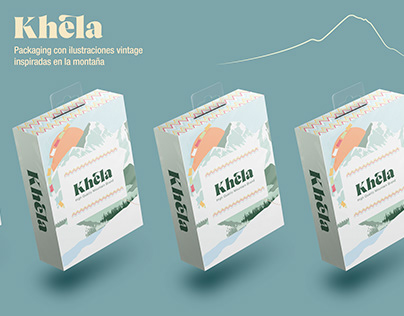 Khela | Branding