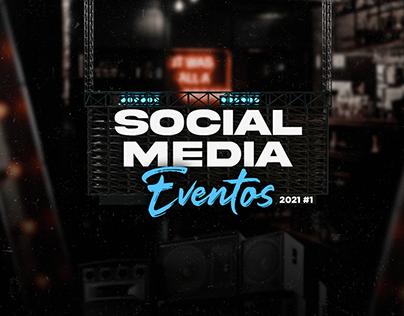 Social Media Design - Eventos #1