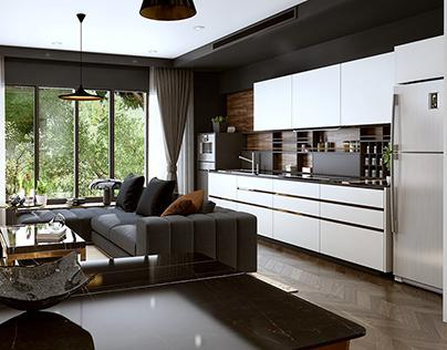 Modern Villa in Nigeria
