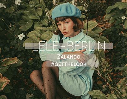 LeleBerlin / Zalando #getttehlook / Berlin