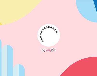 Summer Search - UX/UI Design