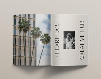 One LA Penthouse