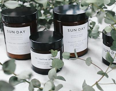 Sunday Of London Branding & Packaging