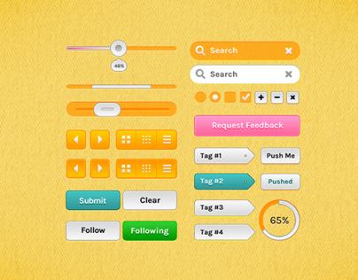 Pretty Pineapple UI Design (Kirei na Pineapple)