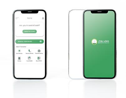 Zikado Mobile App