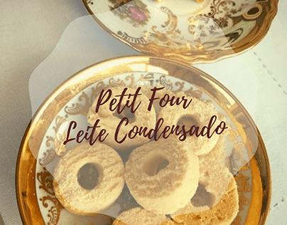 POSTS - Página de Petits Fours (Biscoitos)