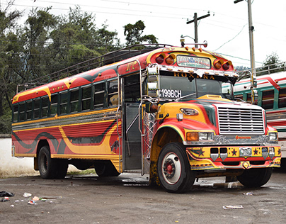 GUATEMALA BUSES   2018