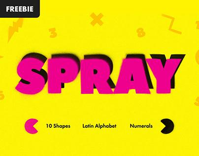 Spray Art Graphics Toolkit