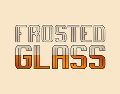 Frosted Glass Short Film