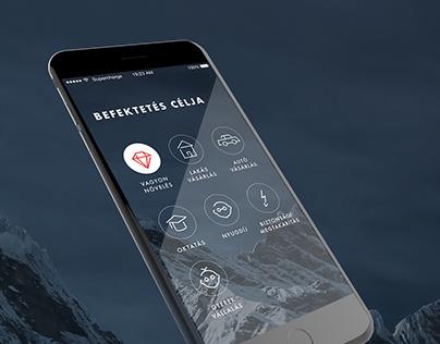 Wealth Management Mobile App