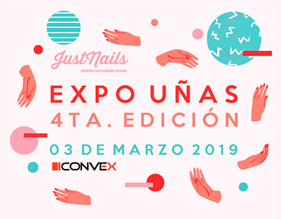 Just Nails Imagen Expo 2019