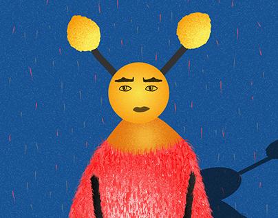 beetle man