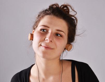 "Headphones ""Stoppers"""