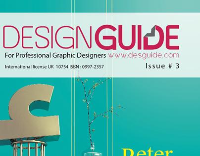 Desigm Guide Magazine Issues