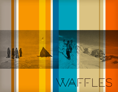Waffles Logo — Progress