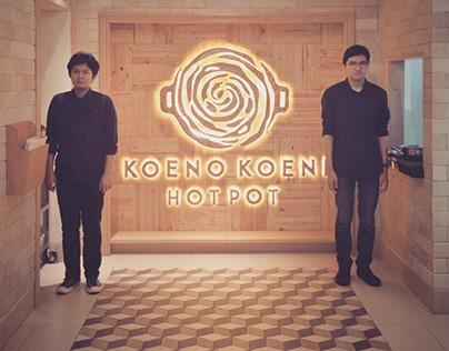 WHIR WORKS FOR KOENO KOENI HOTPOT