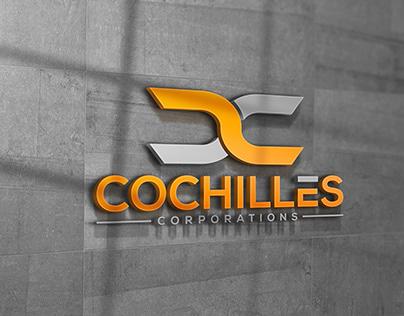 cc letter professional ,unique and creative logo design