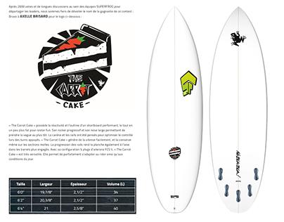 Logo Bic Surf