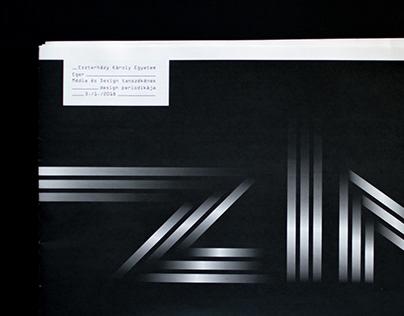 Zinező - Periodical zine I.