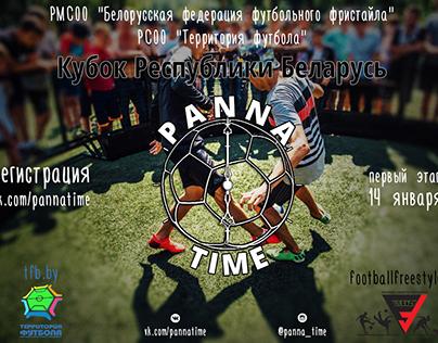 """""""Panna Time"""" Poster"""