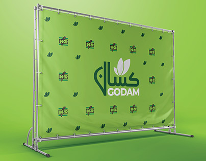 Kisaan Godam - Logo Design