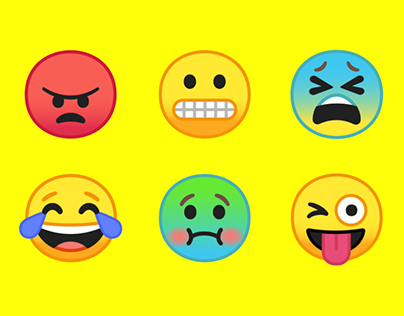 Google New Emoji