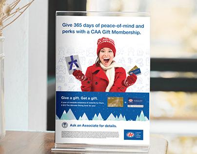 CAA Gift Membership Campaign