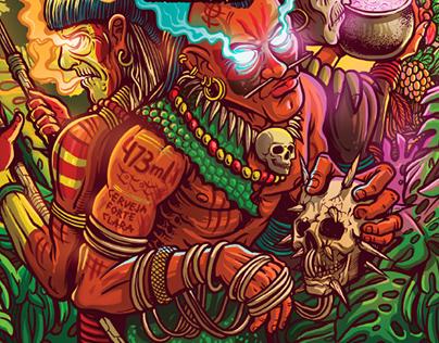Mirahya Beer (Hocus Pocus) Artwork