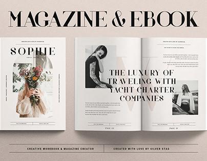 Sophie - eBook & Magazine Creator