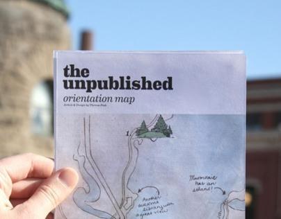 Pepper Magazine : Orientation Map