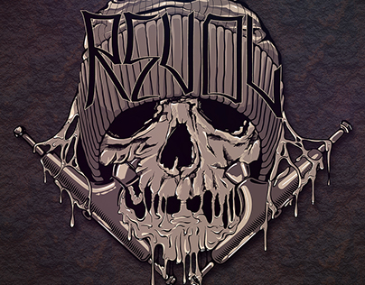 Revol Truck T-Shirt Illustration