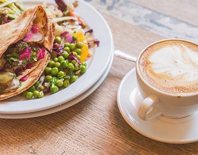 Vegan Dundee // Food Photography