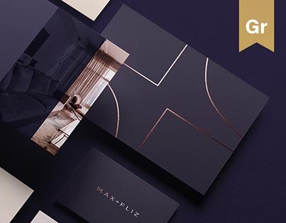 Max-Fliz - Rebranding Concept