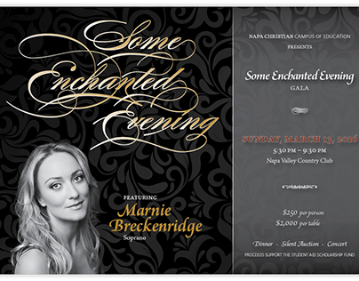 """Some Enchanted Evening"" Gala"
