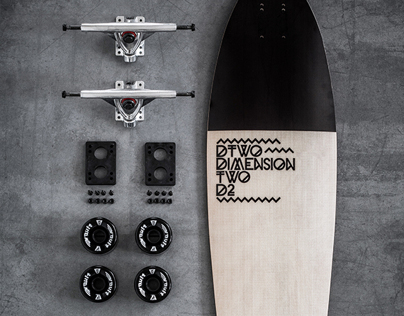Dimension Two Longboards